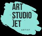 art studio jet